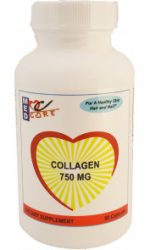 Collagen 750Mg - Collagen Đẹp Da Loại 1 & 3