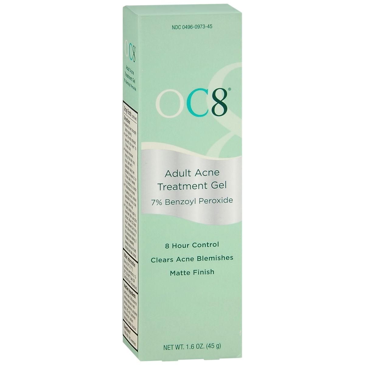 Oc8 Adult Acne Treatment Gel 1 6 Oz Medcare Wholesale